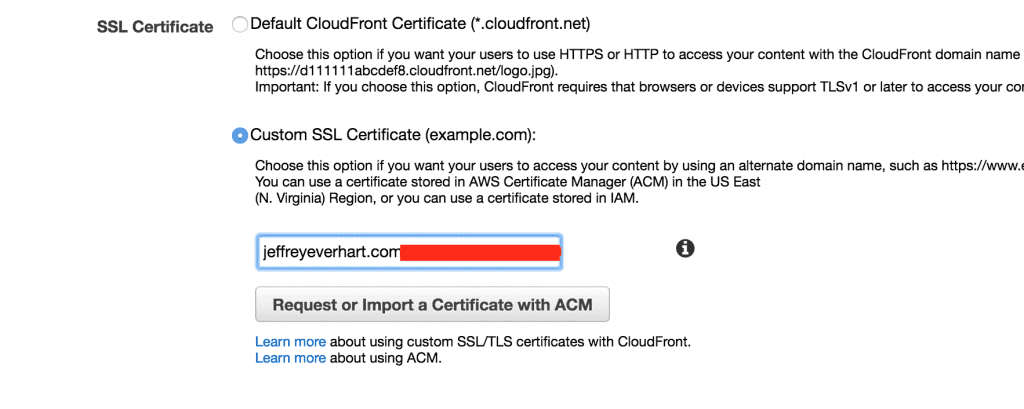 Setup AWS CloudFront for WordPress | Scaling this Blog